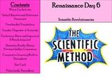 Renaissance Day 6 - Scientific Revolutionaries and Scientists