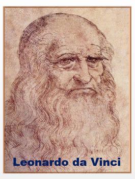 """""""Leonardo da Vinci"""" + Quiz"""