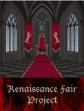 Renaissance Fair Mix, Mingle, and Learn