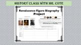 Renaissance Figure Biography Project