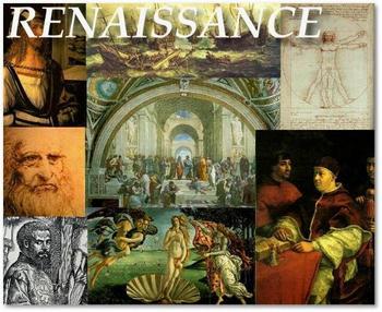 Renaissance Figure Project & Gallery Walk