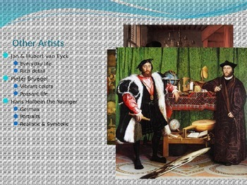 Renaissance Full Unit PowerPoint