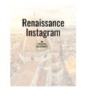 Renaissance Instagram Pages