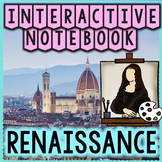Renaissance Social Studies Interactive Notebook