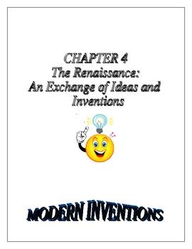 Renaissance Invention Mini Unit