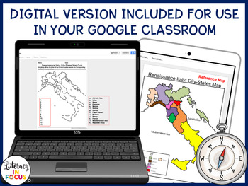 Renaissance italy city states map lesson and assessment digital renaissance italy city states map lesson and assessment digital and pdf gumiabroncs Image collections