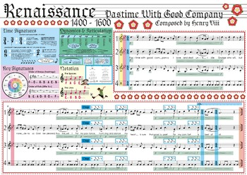 Renaissance: Pastime With Good Company