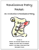 Renaissance Poetry Packet (An Introduction to Renaissance Poetry)