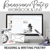 Renaissance Poetry Unit: Reading and Writing Poetry Unit