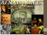 Renaissance Power Point and Art Guessing
