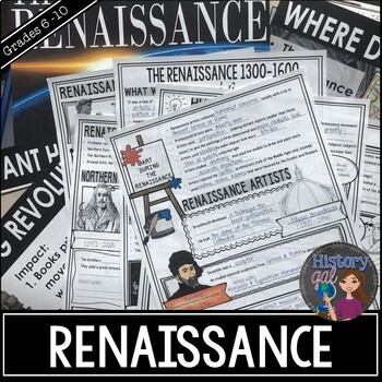 Renaissance PowerPoint and Guided Notes