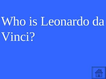 Renaissance PowerPoint Game