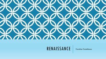 Renaissance PowerPoint for AP Euro