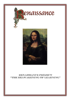 Renaissance Project - Choice of Art Reproduction or Report
