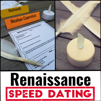 Renaissance Project - Speed Dating