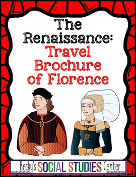 Renaissance Projects: Create a Travel Brochure of Florence