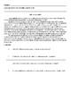 Renaissance & Reformation Easy Summaries in Spanish