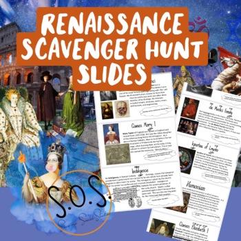 Renaissance Scavenger Hunt