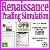 Renaissance - Trading Simulation - Distance Learning Compatible