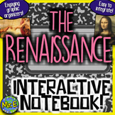 Renaissance Unit Interactive Notebook! Fun Resource for Renaissance, Da Vinci