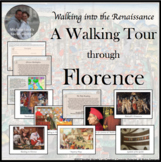 Renaissance Walking Tour or Gallery Walk of Florence Italy