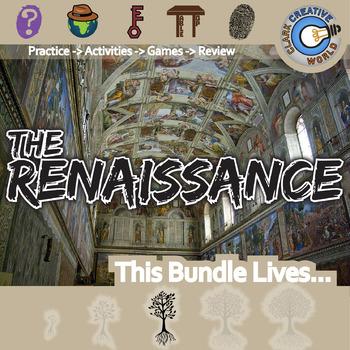 Renaissance -- World History Curriculum Unit Bundle