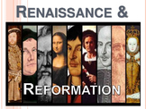 Renaissance and Protestant Reformation Unit