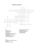 Renaissance and Reformation Crossword Puzzle
