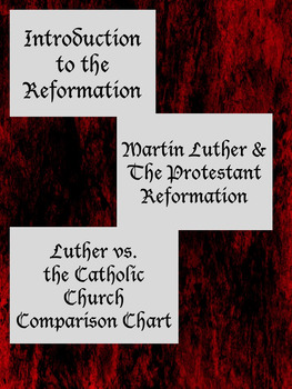 Renaissance and Reformation Notes
