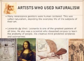 Renaissance and Scientific Revolution Presentation