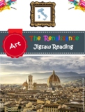Renaissance in Italy - Jigsaw Puzzle Reading