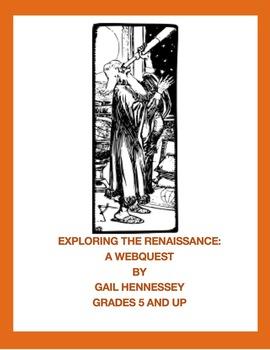 Renaissance: A Webquest/Extension Activities