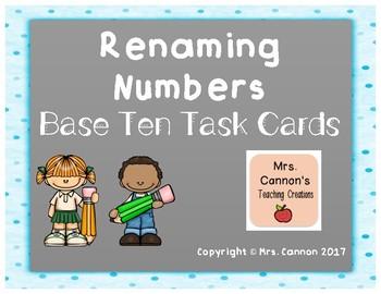 Renaming Numbers