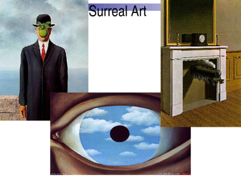 Rene Magritte Artist Preview