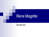 Rene Magritte Artist Preview