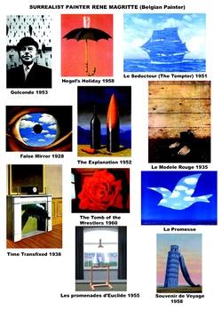 Rene Magritte Artwork