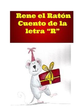 Rene el Ratón. Cuento de la Letra R