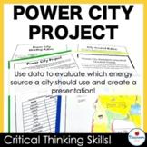 Renewable and Nonrenewable Energy Summative Project