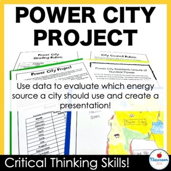 Renewable and Nonrenewable Energy Summative Project