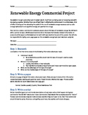Renewable Energy Commercial Project
