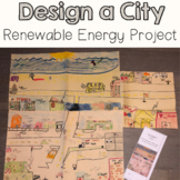 Renewable Energy Design a City Project | Distance Learning