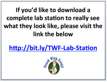 Renewable Energy - Lab Station Activity