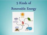 Renewable Energy Power Point