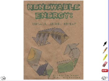 Renewable Energy: Replace, Reuse, Repeat - ActivInspire Flipchart
