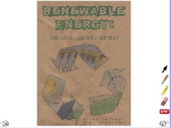 Renewable Energy: Replace, Reuse, Repeat - ActivInspire Flipchart