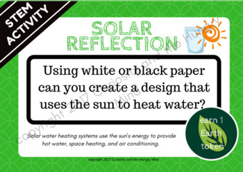 Renewable Energy STEM ACTIVITIES