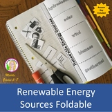 Renewable Energy Sources Foldable