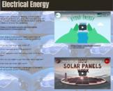Renewable Energy Webquest AND project