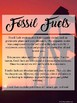 Renewable, Non-renewable, and Indefinite Energy Resources Posters