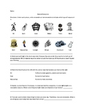 Renewable/ Non-renewable resources worksheet